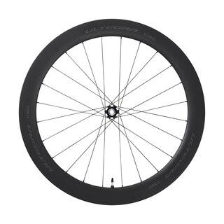 Shimano Ultegra R8170 C60 Framhjul Karbon, Tubeless, Disc, 12 mm E-Thru