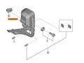 Shimano FD-R9150 Plug Cover FD-R9150