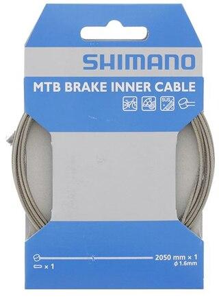 Shimano Standard MTB Bromswire Silver, MTB