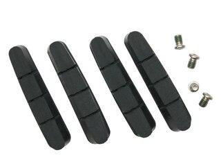Shimano R55C3 Bremseklosser - 2 par 2 par, R55C3, For aluminiumsfelg