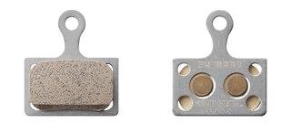 Shimano K04Ti Bremseklosser 1 par, Metall, Titanplate, Landevei