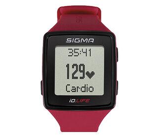 Sigma iD.Life pulsklocka klocka til en sporty livsstil!
