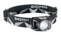 Sigma Headled II Hodelykt Sort, 180 Lumen, 57g
