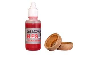Silca NFS Leather Conditi. & pumpolja 20 ml
