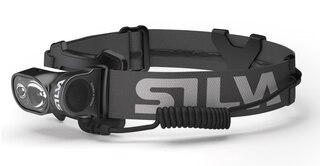 Silva Cross Trail 6X Hodelykt 600 lumen, 2.0Ah lettvektsbatteri, 163g