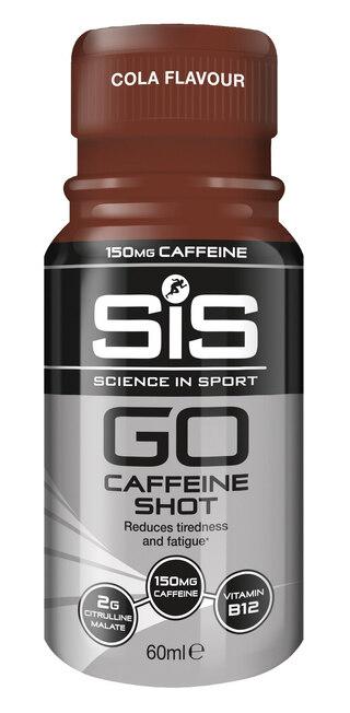 SIS GO Koffein Shot Cola, 1 stk, 60 ml