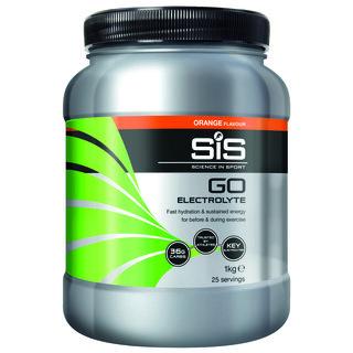 SIS GO Energy + Electrolyte Sportsdrikke Appelsin, 1 kg