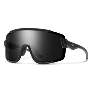 Smith Wildcat Briller Matte Black, ChromaPop Black + Clear