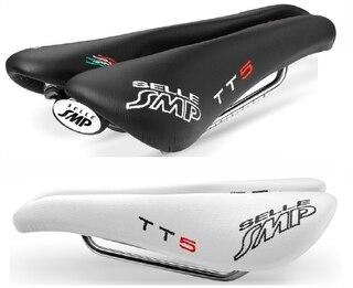 Selle SMP TT5 Tempo/Bana Sadel Vit, 251 x 141mm, 369g
