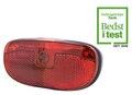 Spanninga DUXO Xb Baklys Rød, 2xAA batteri, 180timer lys