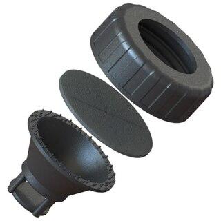 Speedfil Tratt/Packning/Lock Reservdelar Tratt, Packning och lock