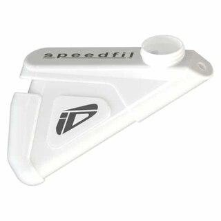 Speedfil F1 Aero Dryckesflaska Vit, 1,2 liter, 147g