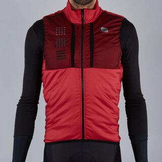 Sportful Giara Vest Red Rumba, Str. L