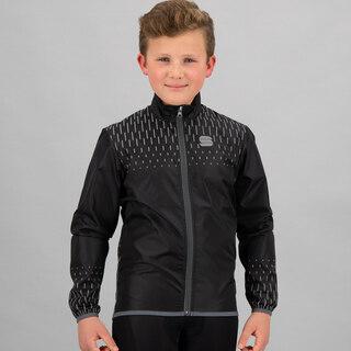 Sportful Kid Relex Jakke Refleksjakke til de minste!