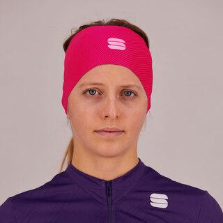 Sportful Race Dame Pannebånd Raspberry, One Size