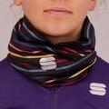 Sportful Velodrome Dame Hals Black/Multicolor, One Size