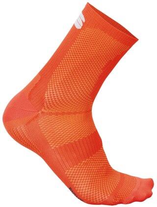 Sportful Bodyfit Pro Sokker Orange SDR, Str. XL