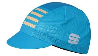 Sportful Mate Caps Blue Atomic/Blue Methyl/Gold