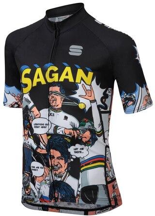 Sportful Super Peter Cykeltröja Tuff tröja för barn
