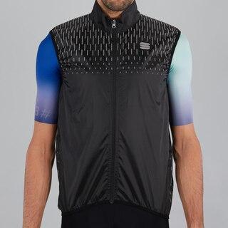 Sportful Reflex Vest Sort, str. L