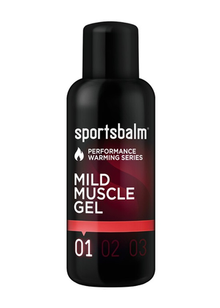 Sportsbalm Mild Muskelolje For temperaturer mellom 10-18°C, 200 ml