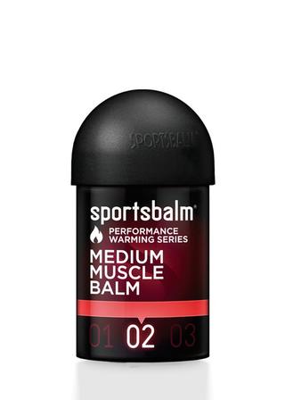 Sportsbalm Medium Muskelkrem For temperaturer mellom 5-10°C