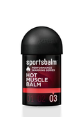 Sportsbalm Hot Muskelkrem For temperaturer mellom 0 - +5°C