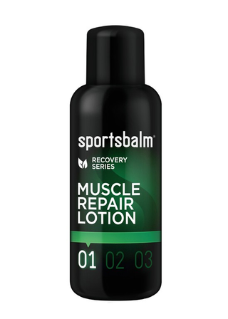 Sportsbalm Muscle Repair Lotion Hjelper med restitusjon, 200 ml