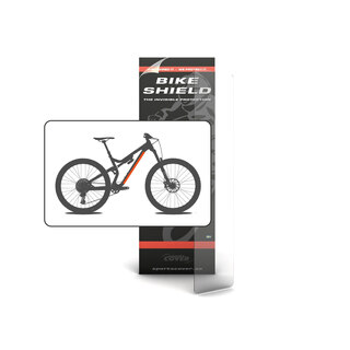 Sportscover Bikeshield Tube Shield  M Matt, 500 x 94 mm