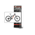 Sportscover Bikeshield Tube Shield Small Matt, 500 x 45 mm