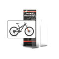 Sportscover Bikeshield Fork Shield Matt, 2 stk 275 x 80 mm