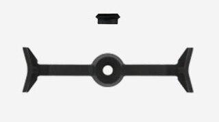 Spurcycle Reserv Gummiset V2 För ringklockor från 2017--->