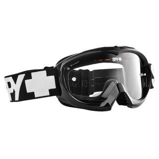 Spy Targa MINI MX Brille Sort, Klar linse