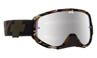 Spy Woot Race MX Brille Grønn Camo, For Enduro og DH