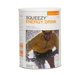 Squeezy Energy Drikkepulver Appelsinsmak, 2 kg