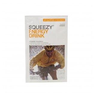 Squeezy Energy Pulver Appelsinsmak, 50g