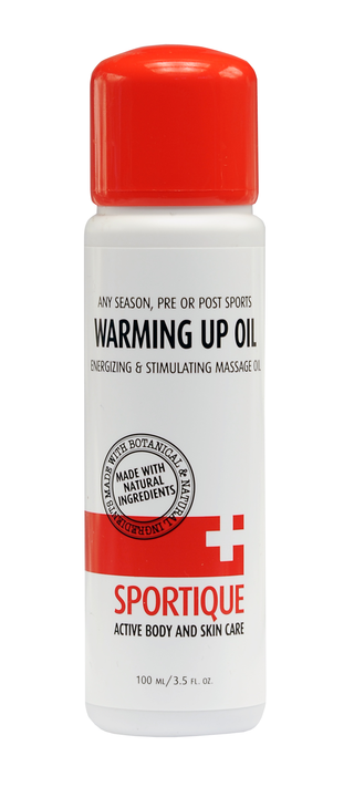 Sportique Warming Up Oil 100 ml