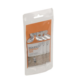 Squeezy Energy Gel 3 Pack Mix Mix, 3 x 33g
