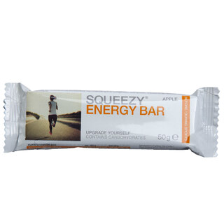 Squeezy Energy Bar Eple, 50g