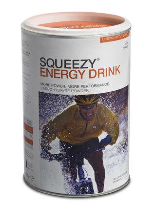 Squeezy Energy Pulver Appelsinsmak, 500g