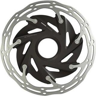 SRAM CenterLine X Road Bremseskive Sølv, 160 mm, Centerlock, Rundet