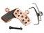 Avid/Sram Code Metal Bremseklosser For Code bremser, metal/sintered