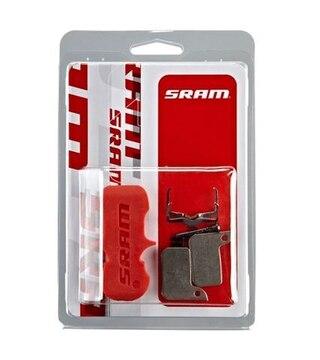 SRAM Level/Road Metal Disc Bremseklosser Par, Sintered
