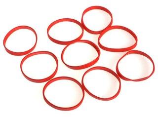 RockShox Bottomless Ring Kit 9 stk.