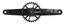 """Sram NX Eagle DUB Fatbike 4"""" Kranksett Sort, 30T, DUB, 11/12-delt, 705g"""