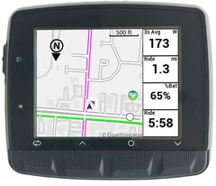 """Stages Dash L50 GPS Sykkelcomputer 2,75"""" fargeskjerm, 126g"""