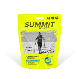 Summit To Eat Kylling Tikka 126/476g, 688 kcal/2873 kJ