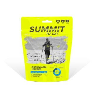 Summit To Eat Kylling Fajita 128/403g, 639 kcal/2675 kJ
