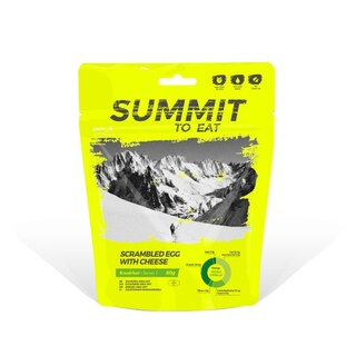 Summit To Eat Eggerøre Med Ost 80/370g, 469 kcal/1151 kJ