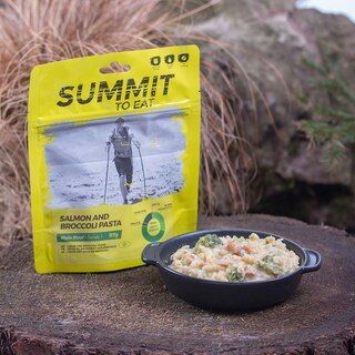 Summit To Eat Salmon and Broccoli Pasta 117/397g, 608 kcal/2537 kJ
